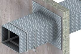 non combustible board duct insulation
